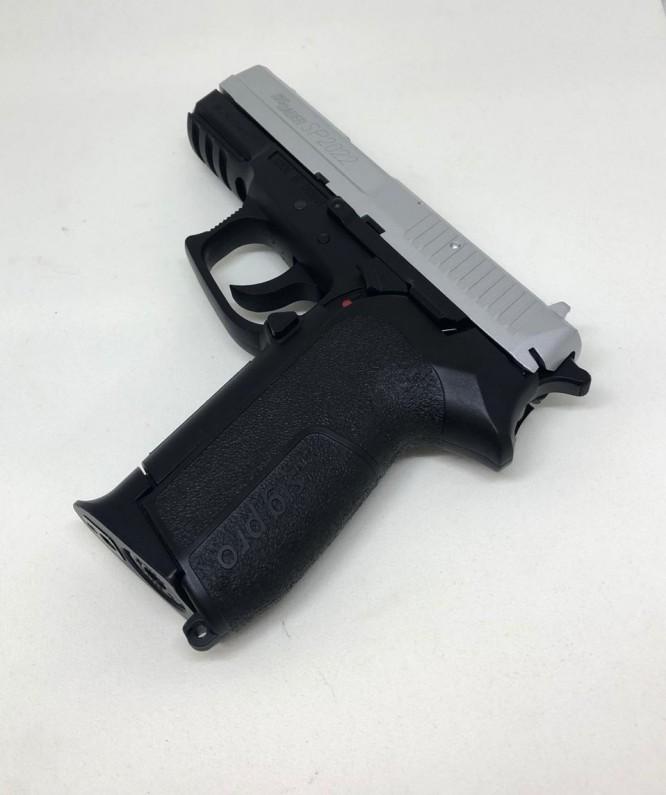 pistola pressao sig sauer sp2022 45mm 3 666x795 - Pistola Pressão Sig Sauer SP2022 4,5mm