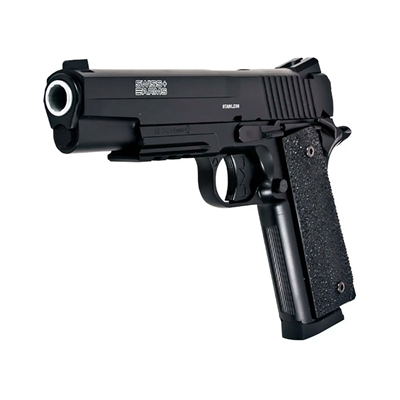 pistola pressao swiss arms sa 1911 full metal 1 - Pistola Pressão Swiss Arms SA 1911  Full Metal
