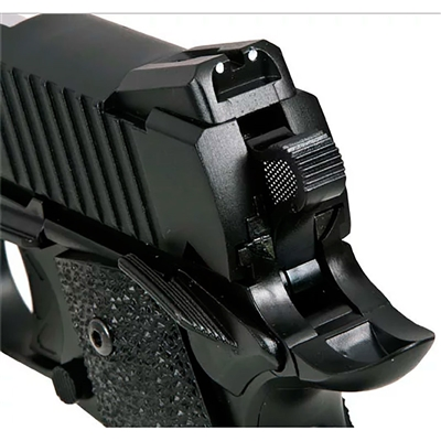pistola pressao swiss arms sa 1911 full metal 2 - Pistola Pressão Swiss Arms SA 1911  Full Metal