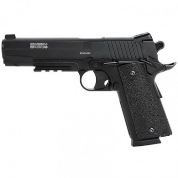 pistola pressao swiss arms sa 1911 full metal 4 366x366 - Pistola Pressão Swiss Arms SA 1911  Full Metal