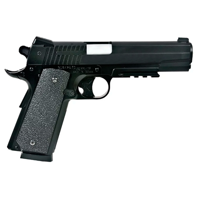 pistola pressao swiss arms sa 1911 full metal - Pistola Pressão Swiss Arms SA 1911  Full Metal