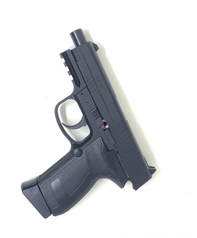 pistola pressao umarex hpp 45 15 t 4 666x807 - Pistola Pressão CO² Umarex HPP 4,5mm - Blow back