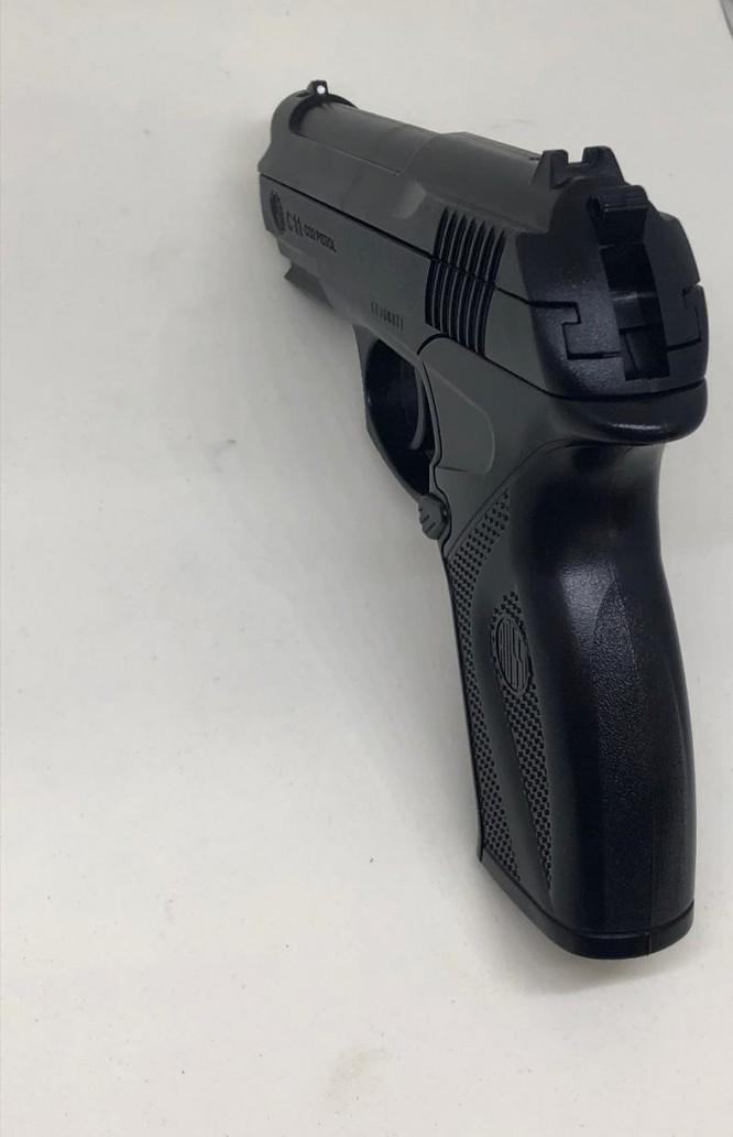pistola pressao win gun c11 45mm 1 666x1032 - Pistola Pressão Win Gun C11 4,5mm