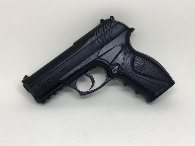 pistola pressao win gun c11 45mm 666x500 - Pistola Pressão Win Gun C11 4,5mm