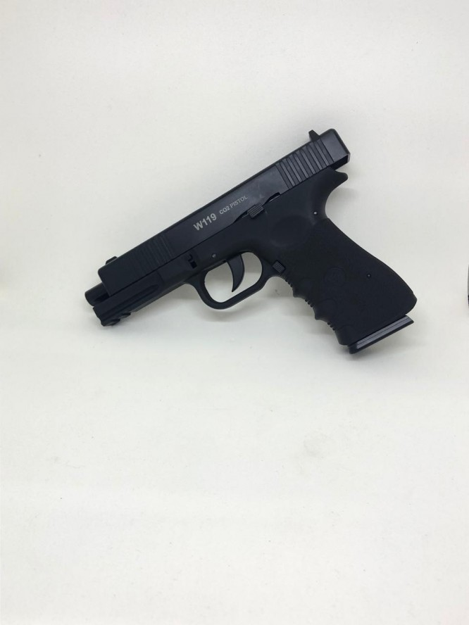 pistola pressao win gun w119 co2 45mm 4 666x888 - Pistola Pressão Glock Win Gun W119 Co2 4,5mm