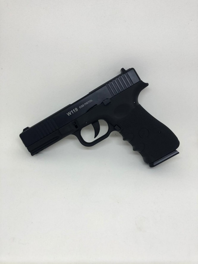 pistola pressao win gun w119 co2 45mm 5 666x888 - Pistola Pressão Glock Win Gun W119 Co2 4,5mm