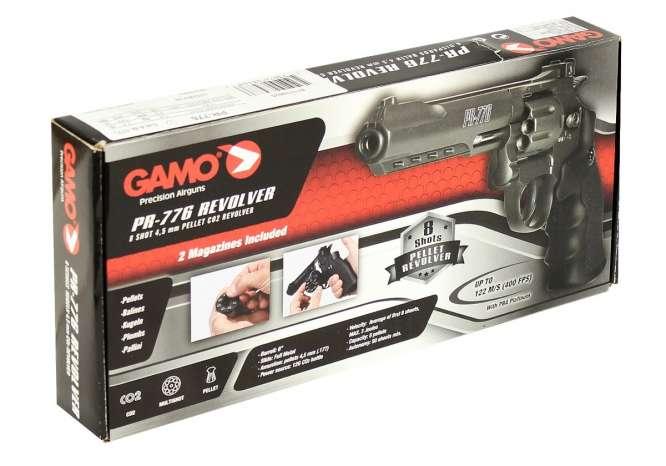revolver de presso gamo pr 776 full metal 45mm D NQ NP 656335 MLB27335252850 052018 F 666x466 - Revolver Pressao Gamo Pr-776 4,5mm