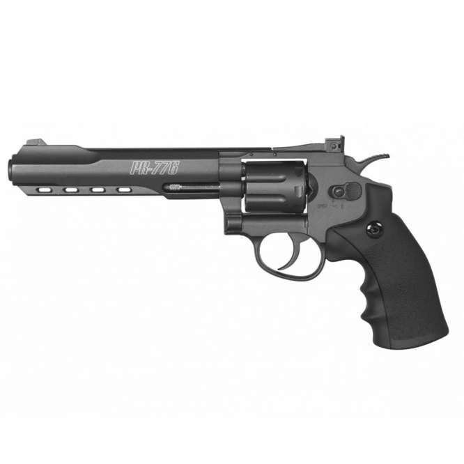 revolver pistola co2 gamo pr 776 45mm 8 tiros full metal D NQ NP 847415 MLB26884657799 022018 F 666x666 - Revolver Pressao Gamo Pr-776 4,5mm