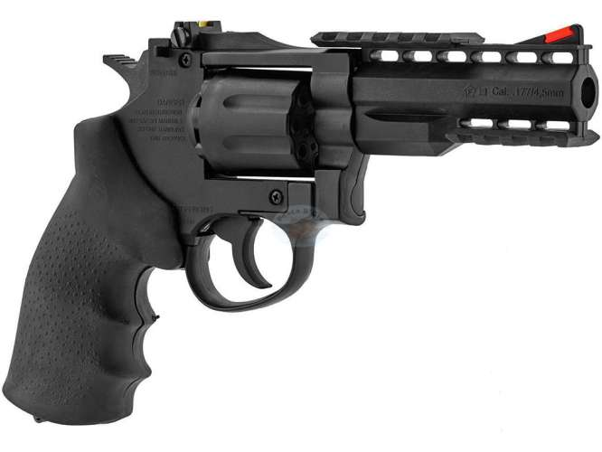 revolver pressao gamo gr stricker 45mm 666x500 - Revolver de Pressão CO2 Gamo GR-Stricker 4,5mm