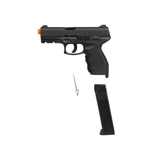 7 semi metal 3 - Pistola Airsoft KWC 24/7 - Semi metal