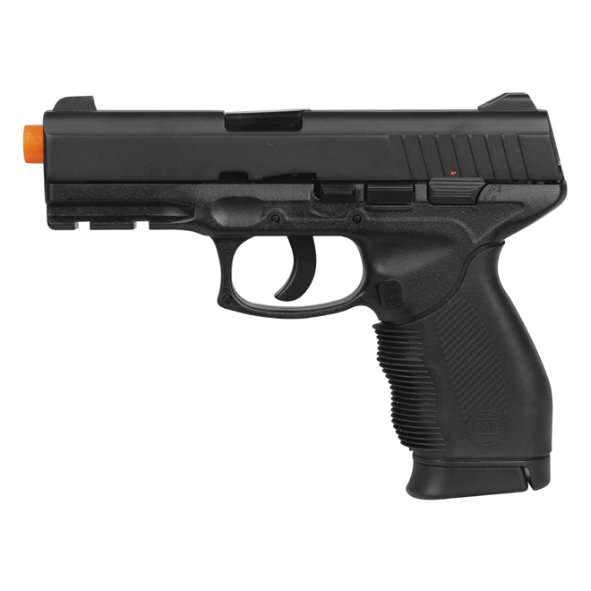 7 semi metal - Pistola Airsoft KWC 24/7 - Semi metal