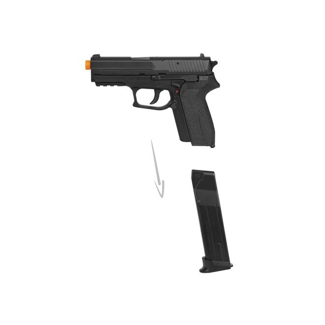 pistola airsoft kwc sp2022 3 - Pistola Airsoft KWC SP2022