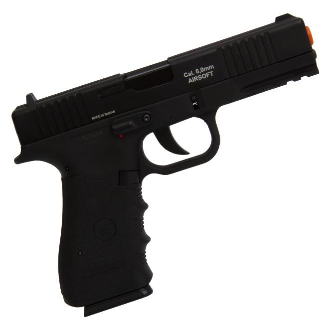 pistola airsoft wingun w119 2 - Pistola Airsoft WinGun W119