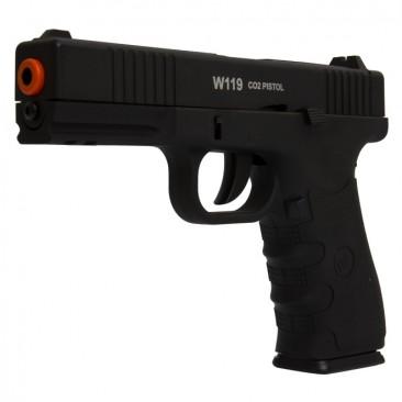 pistola airsoft wingun w119 3 366x366 - Pistola Airsoft WinGun W119