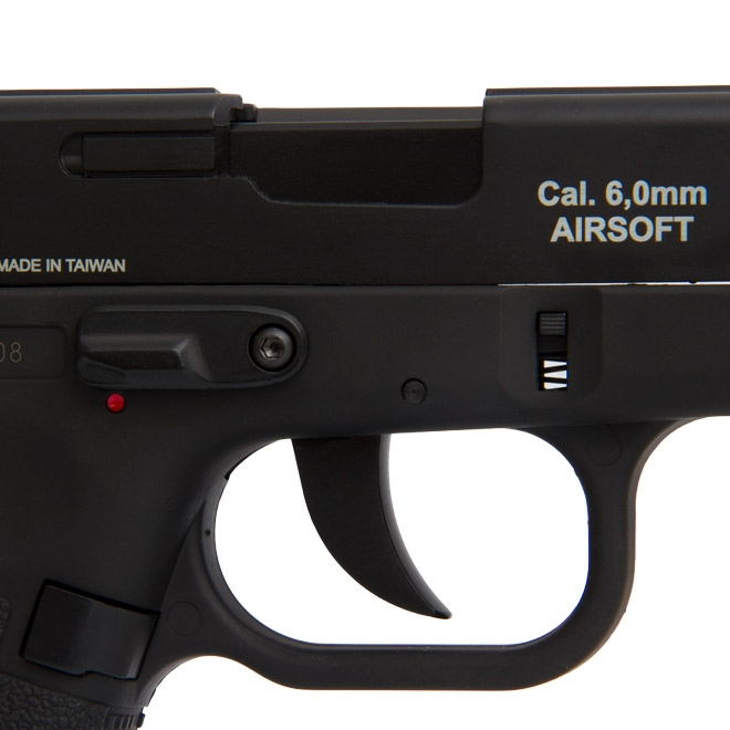 pistola airsoft wingun w119 4 - Pistola Airsoft WinGun W119