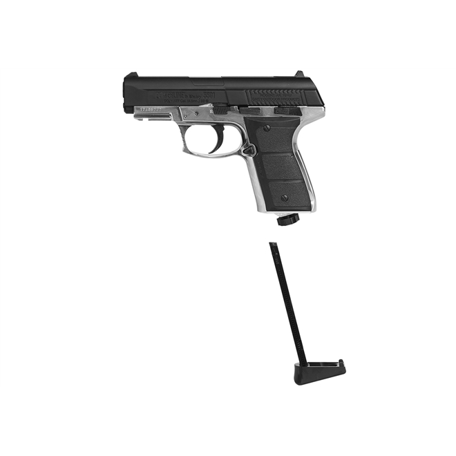 pistola de pressao daisy 5501 co2 blowback 45mm 2 - Pistola de Pressão Daisy 5501 CO2 Blowback 4,5mm