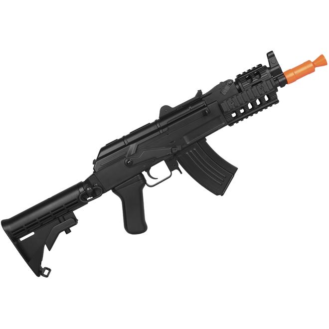 rifle airsoft cyma ak 47 spetsnaz tactico cm521c 3 - Rifle Airsoft Cyma AK-47 Spetsnaz Táctico (CM521C)