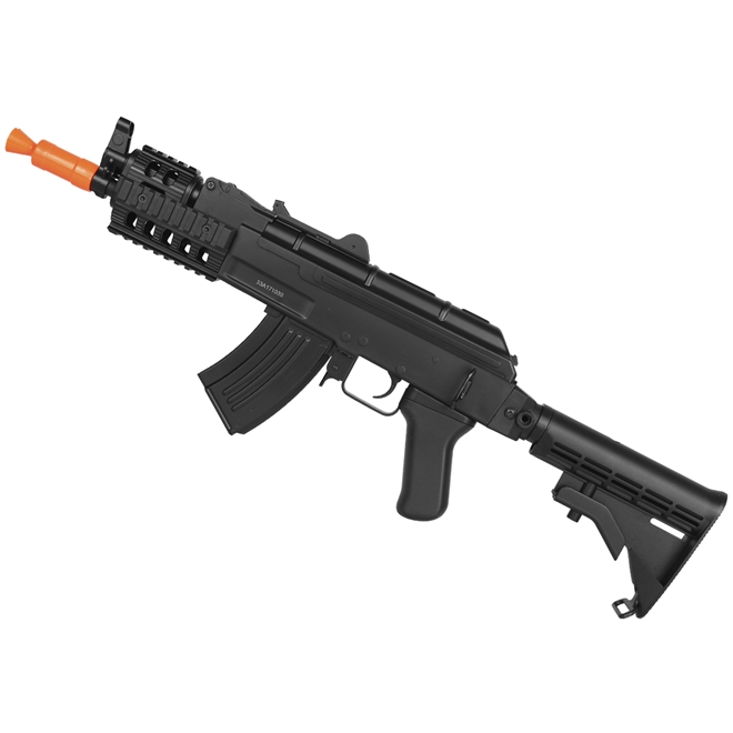 rifle airsoft cyma ak 47 spetsnaz tactico cm521c - Rifle Airsoft Cyma AK-47 Spetsnaz Táctico (CM521C)