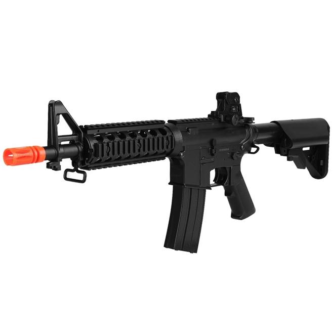 rifle airsoft cyma m4a1 cqb ris cm5060 4 - Rifle Airsoft Cyma M4A1 CQB RIS (CM5060)