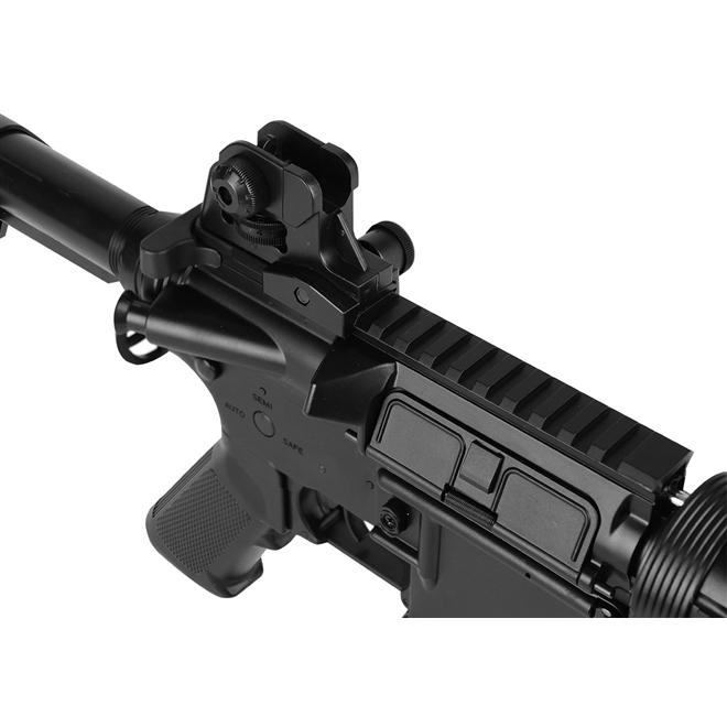 rifle airsoft cyma m4a1 cqb ris cm5060 5 - Rifle Airsoft Cyma M4A1 CQB RIS (CM5060)