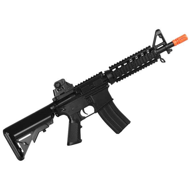 rifle airsoft cyma m4a1 cqb ris cm5060 - Rifle Airsoft Cyma M4A1 CQB RIS (CM5060)