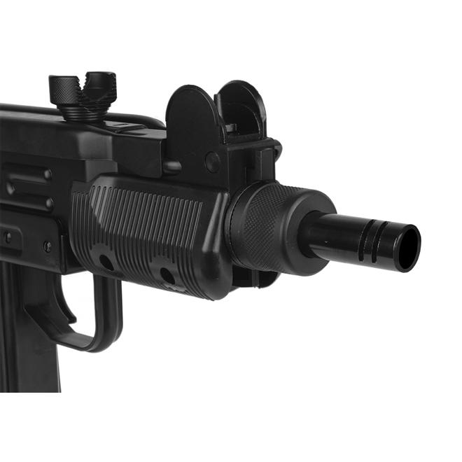 rifle airsoft sub metralhadora kwc uzi 1 - Rifle Airsoft Sub-Metralhadora KWC Uzi