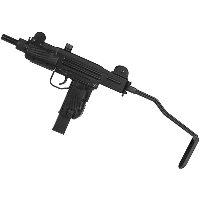 rifle airsoft sub metralhadora kwc uzi 2 - Rifle Airsoft Sub-Metralhadora KWC Uzi