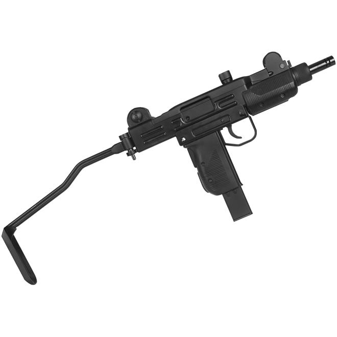 rifle airsoft sub metralhadora kwc uzi - Rifle Airsoft Sub-Metralhadora KWC Uzi