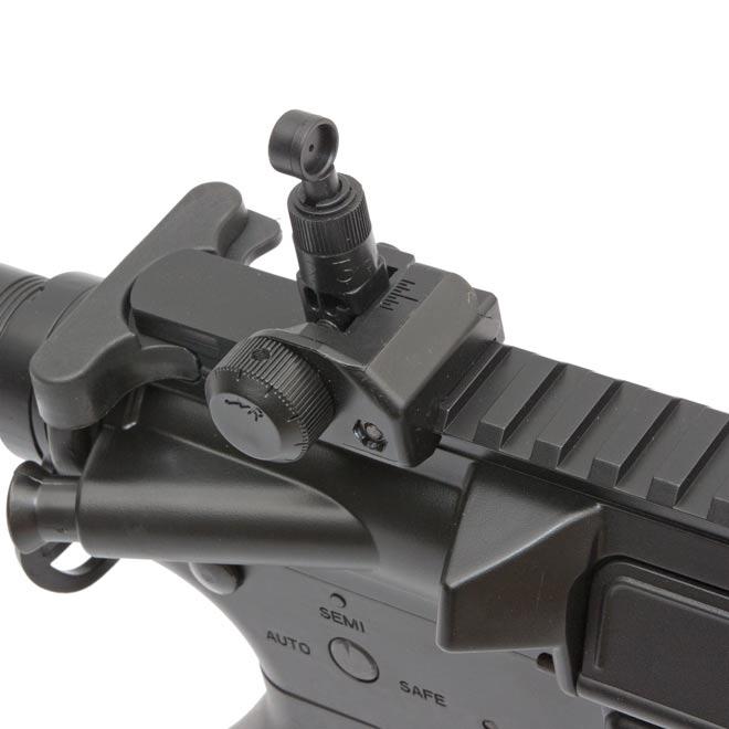 rifle de airsoft aeg cyma m4a1 cm515 4 - Rifle de Airsoft AEG CYMA M4A1 CM515