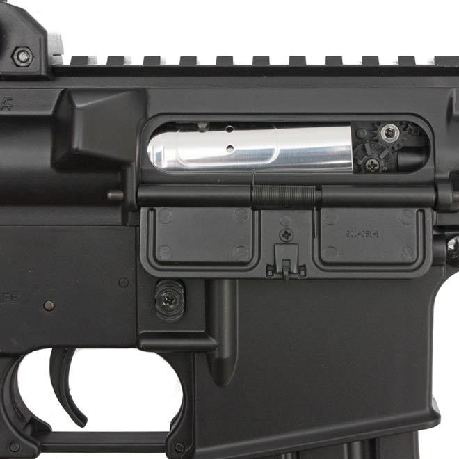 rifle de airsoft aeg cyma m4a1 cm518 black 2 - Rifle de Airsoft AEG CYMA M4A1 CM518