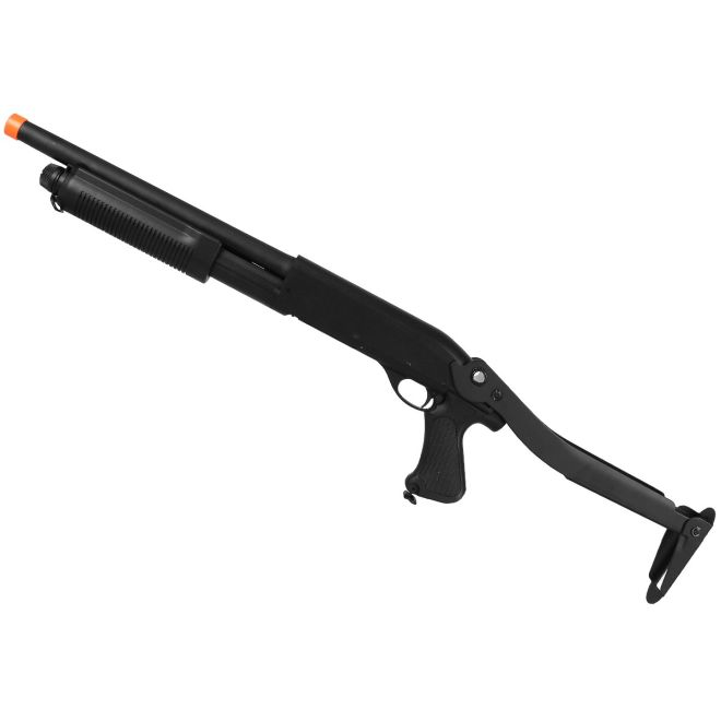 shotgun airsoft cyma m870 cm352 3 - Shotgun Airsoft Cyma M870 (CM352)