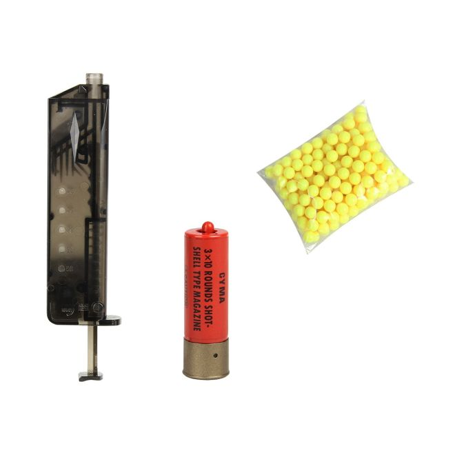 shotgun airsoft cyma m870 cm352 4 - Shotgun Airsoft Cyma M870 (CM352)