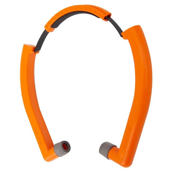 abafador de tiro noise canceling laranja - Abafador de Tiro Noise Canceling Laranja
