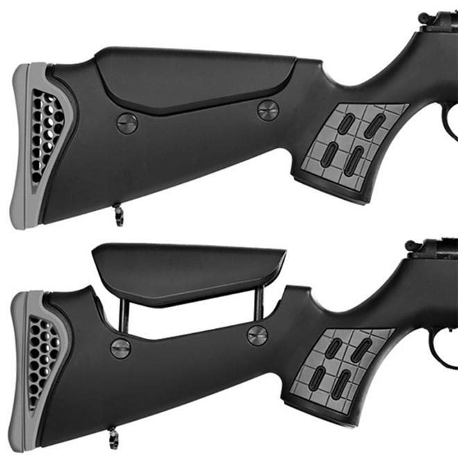 carabina de pressao hatsan 125 sniper 5.5mm 6 - Carabina de Pressão Hatsan 125 Sniper 5.5mm