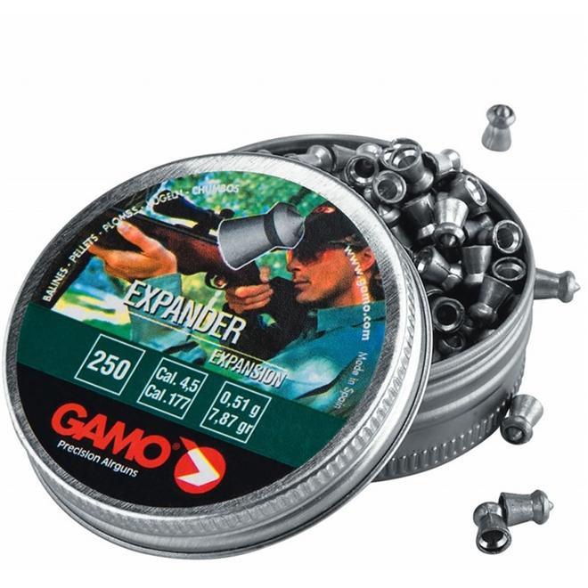 chumbinho gamo expander 4.5mm - Chumbinho Gamo Expander 4.5mm