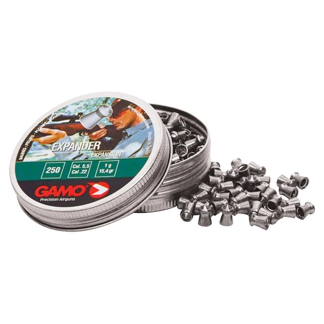chumbinho gamo expander 5.5mm - Chumbinho Gamo Expander 5.5mm