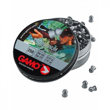 chumbinho gamo pro magnum 4.5mm 366x366 - Chumbinho Gamo PRO Magnum 4.5mm
