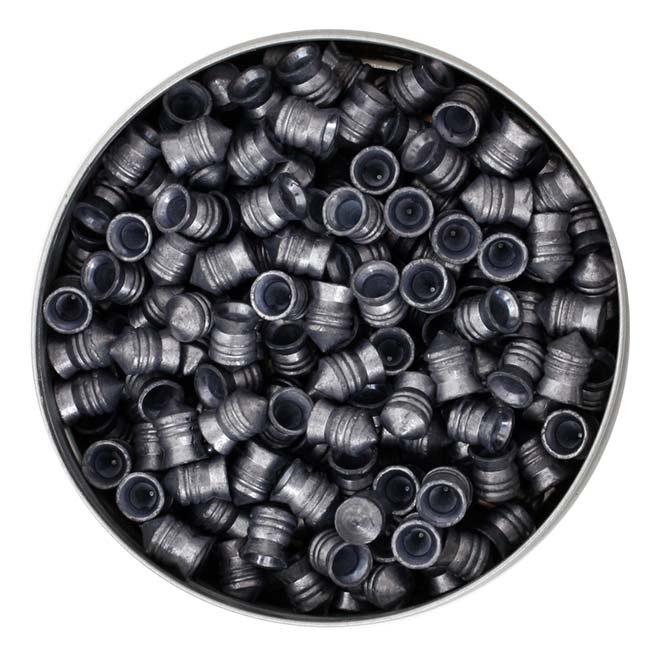 chumbinho hn silver point 5.5mm 2 - Chumbinho H&N Silver Point 5.5mm