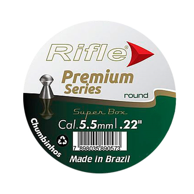chumbinho rifle round 5.5mm 2 - Chumbinho Rifle Round 5.5mm