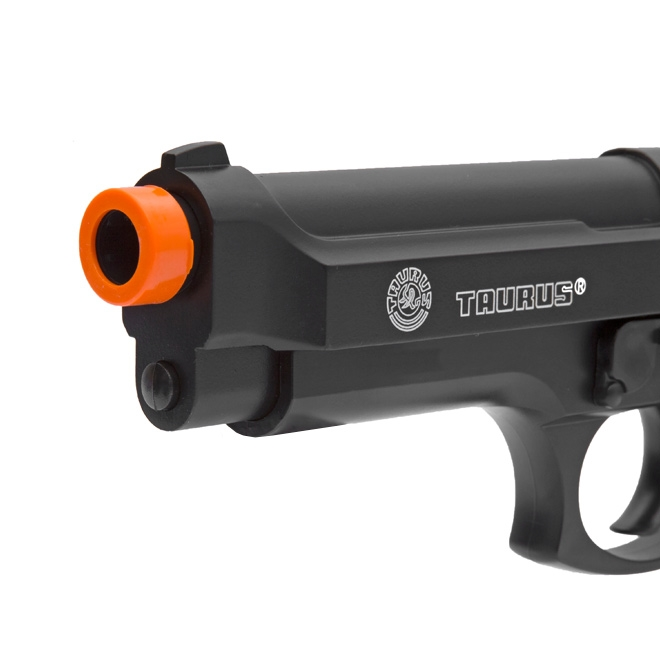 pistola airsoft taurus pt92 slide metal 3 - Pistola Airsoft Taurus PT92 Slide Metal