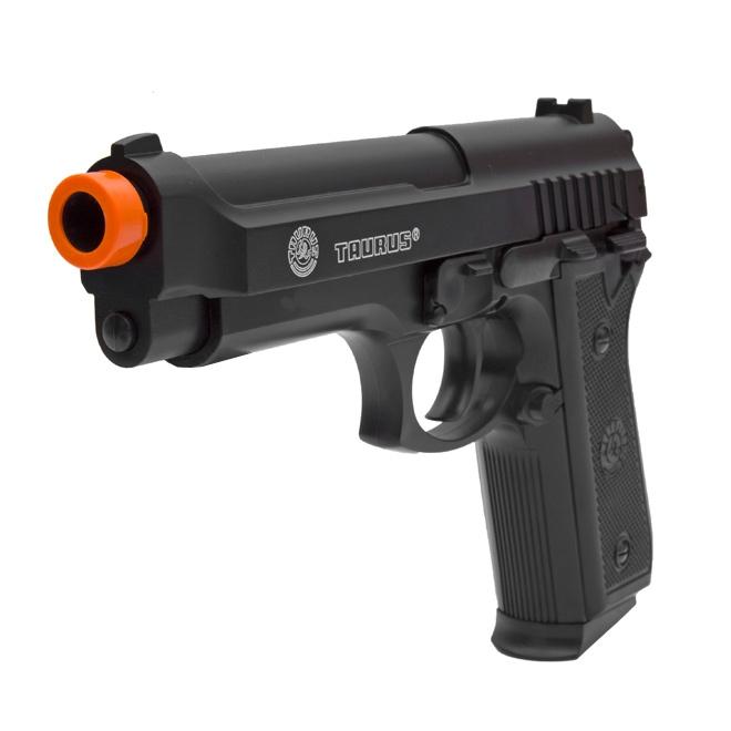 pistola airsoft taurus pt92 slide metal 5 - Pistola Airsoft Taurus PT92 Slide Metal