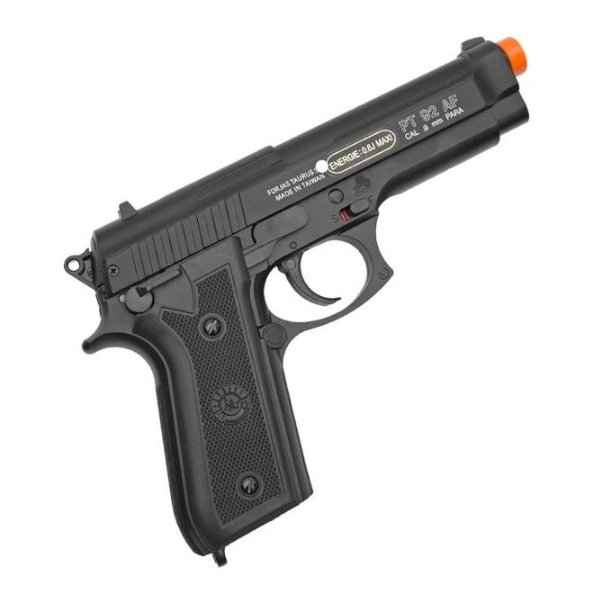 pistola airsoft taurus pt92 slide metal - Pistola Airsoft Taurus PT92 Slide Metal